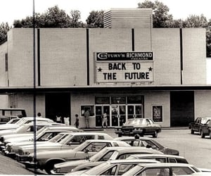 80s, Back to the Future, and cinema image