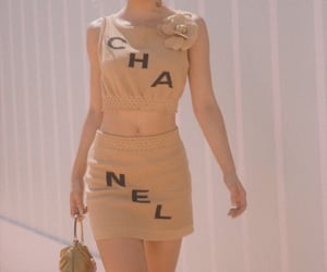chanel, lily rose depp, and fashion image