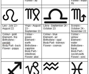 astrology and zodiac image