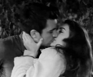 kiss, love, and burcu ozberk image