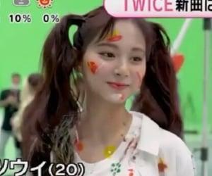twice and tzuyu image
