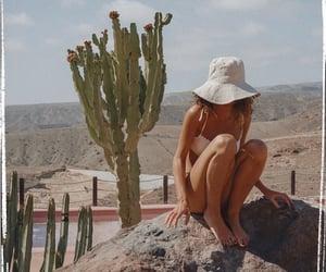 bikini, hat, and miren alos image