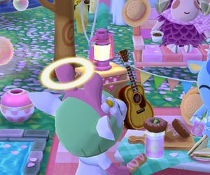 animal crossing, acww, and acnl image