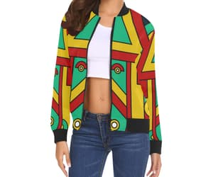 bomber, love, and jacket image