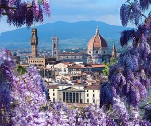 florence and italy image