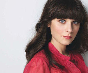 zooey deschanel, new girl, and blue eyes image