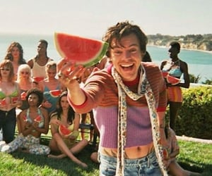 Harry Styles and watermelon sugar image