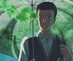 aesthetic, anime, and grain image