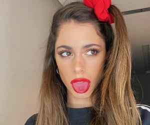 girl, argentina, and tini stoessel image