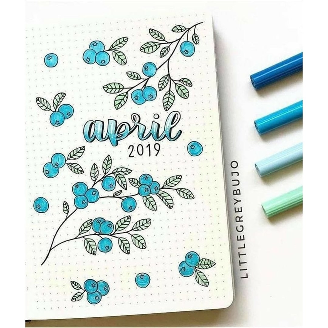 april, lettering, and painting image