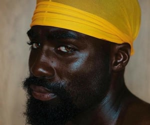 melanin, skin, and yellow image