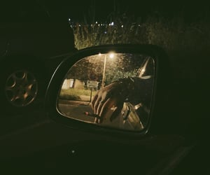 car, chill, and cigaret image