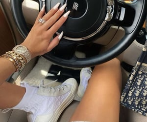 fashion, luxury, and sneakers image