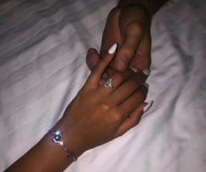 amore, hands, and amicizia image