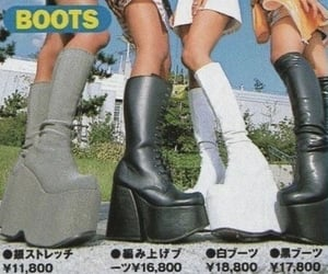 aesthetic, archive, and boots image