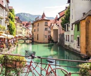 france and annecy image