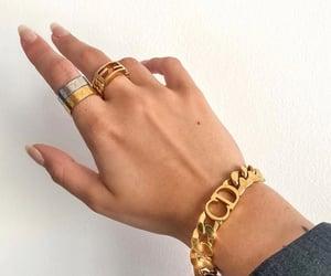 bracelet, Christian Dior, and dior image