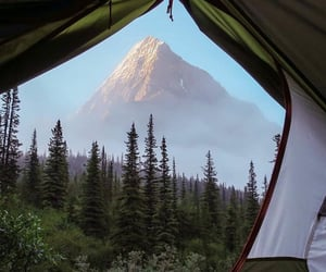 camping, take me there, and canada image