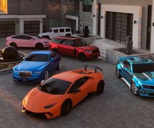 cars, luxury, and vehicle image