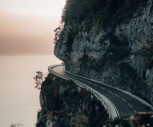 adventure, grunge, and highway image