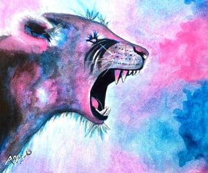 animals, art, and artsy image