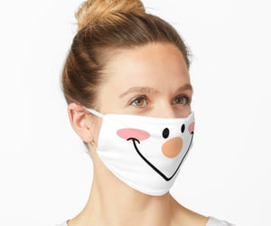 snowman face svg, frosty the snowman face, and stay home stay safe image