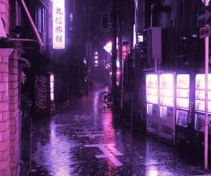 anime, kawai, and city image