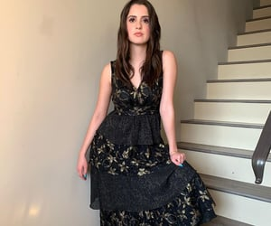 laura marano, the perfect date, and disney star image