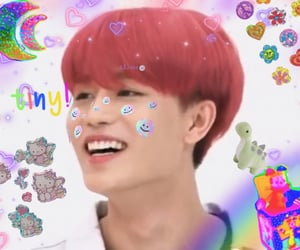 kpop edits, taeil, and kpop icons image
