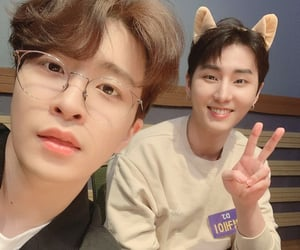JYP, youngjae, and young k image