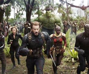 Avengers, hawkeye, and doctor strange image
