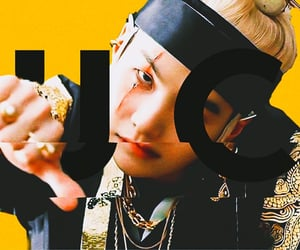 header, yoongi, and agust d image