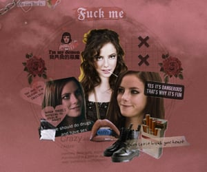 Collage, emo, and Effy image