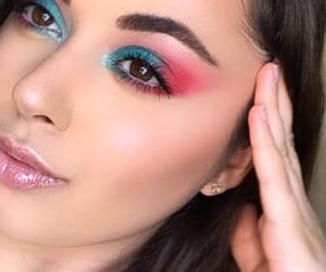 beauty, eyeshadow, and makeup looks image