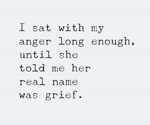 quotes, grief, and anger image