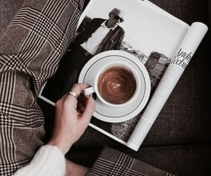 coffee, fashion, and style image