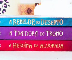 book, hero at the fall, and a heroína da alvorada image