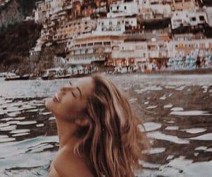 beach, beautiful, and summer image