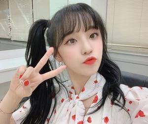 minnie, soojin, and miyeon image