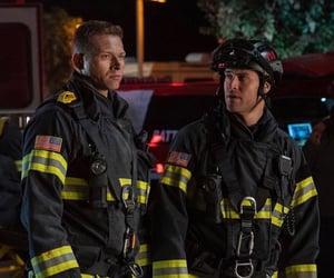 911, buddie, and 9-1-1 image