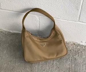 bag, Prada, and brown image