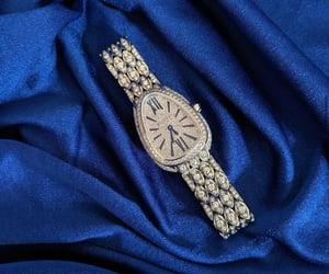 accessories, blue, and bulgari image