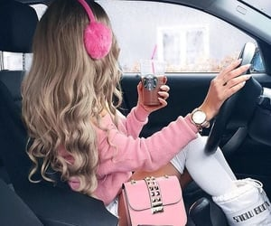 bag, barbie, and drive image