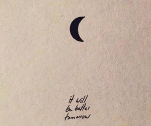 quotes, moon, and better image