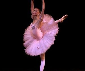 ballerina, elegant, and unique image