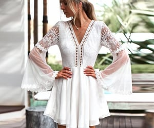 romantic, lacedress, and lacedresses image