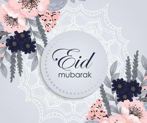 eid and muslim image