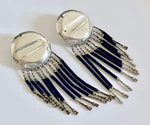 etsy, 925 silver, and sterling silver image