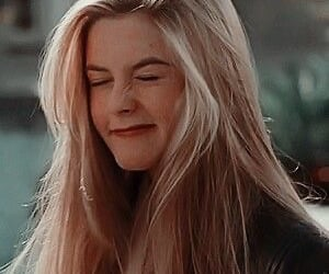 Clueless, alicia silverstone, and gif image