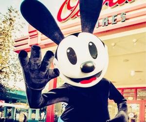 disney, oswald, and oswald the lucky rabbit image